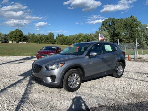 2015 Mazda CX-5 for sale at Ultimate Auto Sales in Crown Point IN