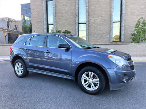 2014 Chevrolet Equinox for sale at Ultimate Motors in Port Monmouth NJ