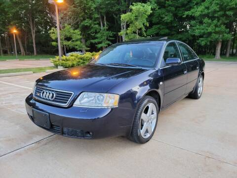 2001 Audi A6 for sale at Lease Car Sales 3 in Warrensville Heights OH