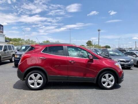 2015 Buick Encore for sale at Chaparral Motors - 1702 Clovis Rd. in Lubbock TX