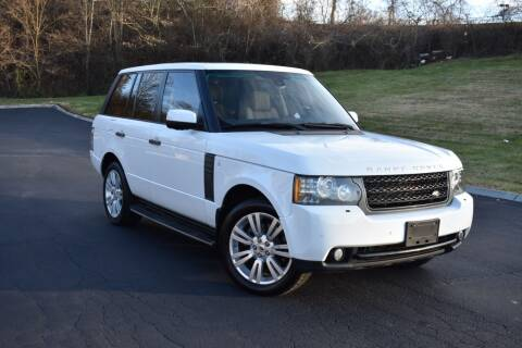 2011 Land Rover Range Rover for sale at Alpha Motors in Knoxville TN