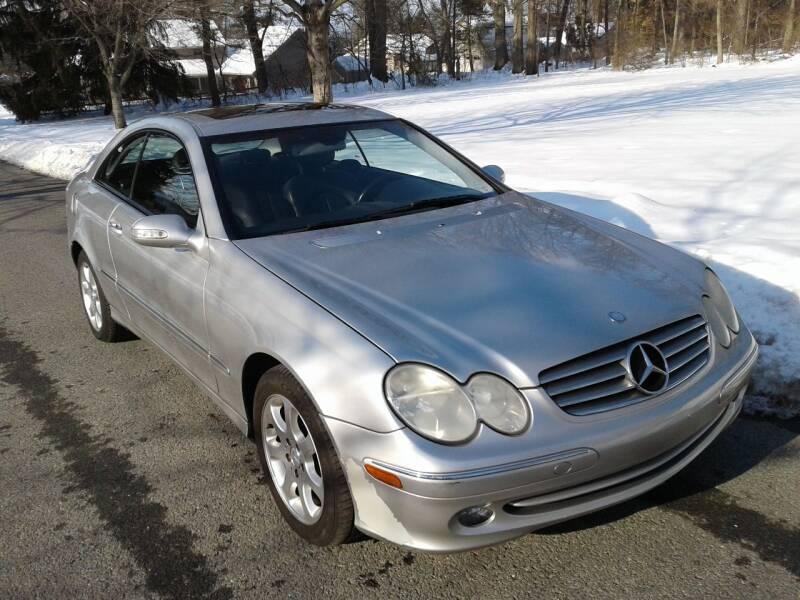 2004 Mercedes-Benz CLK for sale at ELIAS AUTO SALES in Allentown PA