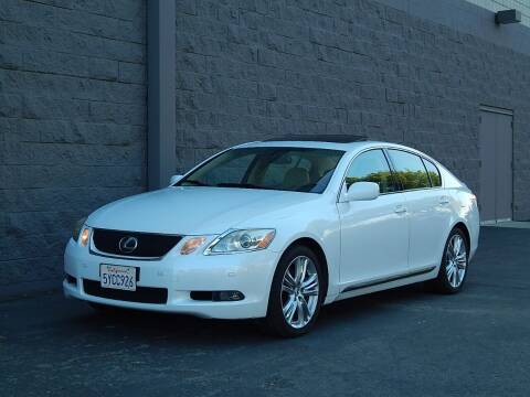 2007 Lexus GS 450h for sale at Gilroy Motorsports in Gilroy CA