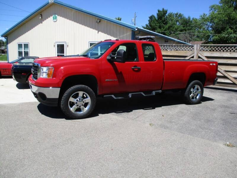 2012 GMC Sierra 2500HD for sale at Classics and More LLC in Roseville OH