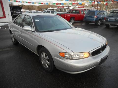 2003 Buick Century for sale at Ricciardi Auto Sales in Waterbury CT