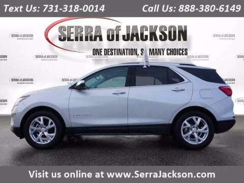 2019 Chevrolet Equinox for sale at Serra Of Jackson in Jackson TN