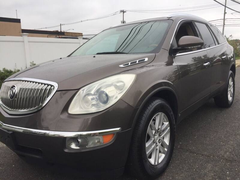 2008 Buick Enclave for sale at New Jersey Auto Wholesale Outlet in Union Beach NJ
