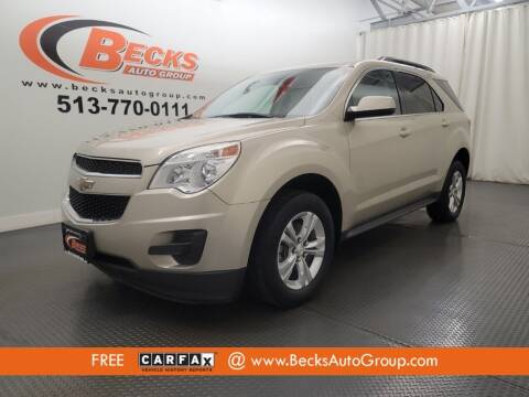 2014 Chevrolet Equinox for sale at Becks Auto Group in Mason OH