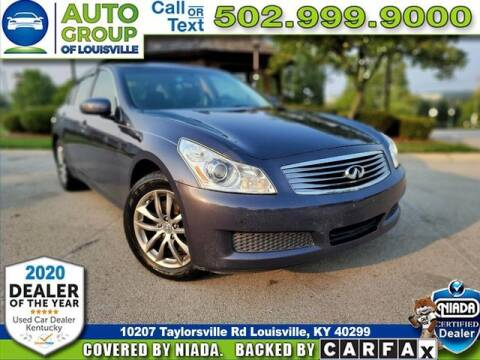2007 Infiniti G35 for sale at Auto Group of Louisville in Louisville KY