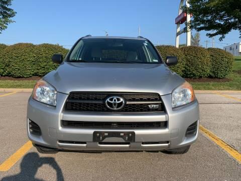 2009 Toyota RAV4 for sale at Auto Nova in Saint Louis MO