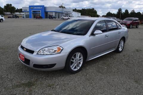 2012 Chevrolet Impala for sale at Tripe Motor Company in Alma NE