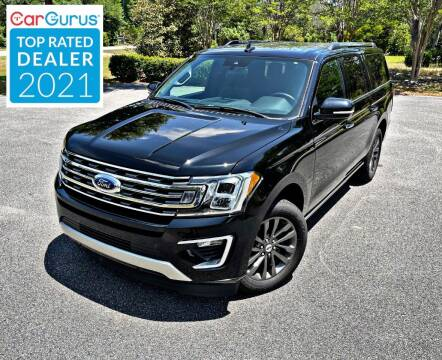 2020 Ford Expedition MAX for sale at Brothers Auto Sales of Conway in Conway SC