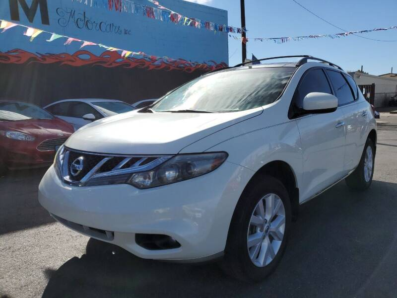 2012 Nissan Murano for sale at DPM Motorcars in Albuquerque NM