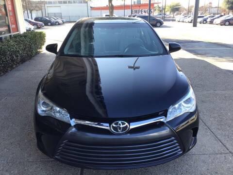 2016 Toyota Camry for sale at Magic Auto Sales in Dallas TX