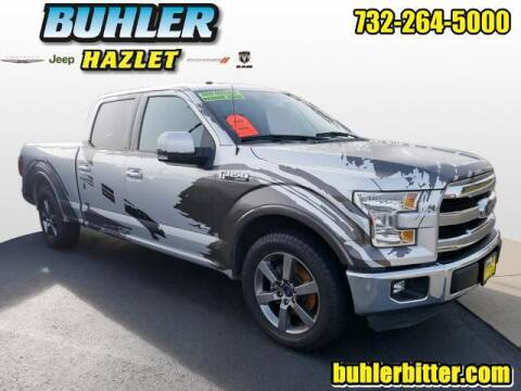 2016 Ford F-150 for sale at Buhler and Bitter Chrysler Jeep in Hazlet NJ