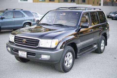 2000 Toyota Land Cruiser for sale at Sports Plus Motor Group LLC in Sunnyvale CA