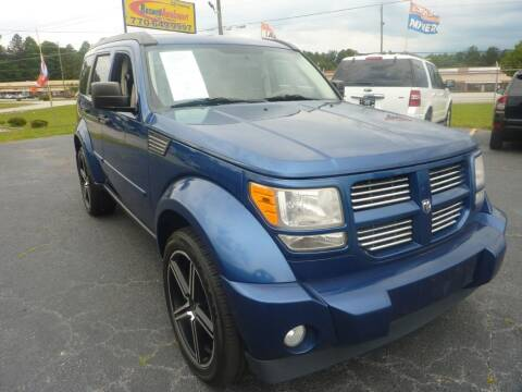 2010 Dodge Nitro for sale at Roswell Auto Imports in Austell GA