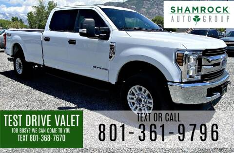 2019 Ford F-250 Super Duty for sale at Shamrock Group LLC #1 in Pleasant Grove UT