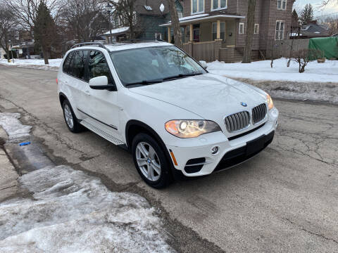 2012 BMW X5 for sale at RIVER AUTO SALES CORP in Maywood IL