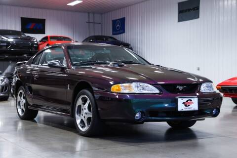 1996 Ford Mustang SVT Cobra for sale at Cantech Automotive in North Syracuse NY
