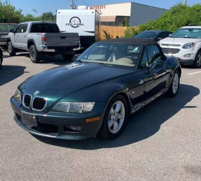 2000 BMW Z3 for sale at I-80 Auto Sales in Hazel Crest IL
