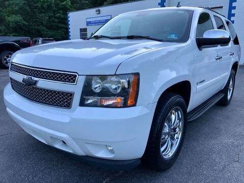 2008 Chevrolet Tahoe for sale at Kingston Foreign Auto & Truck in Kingston NH