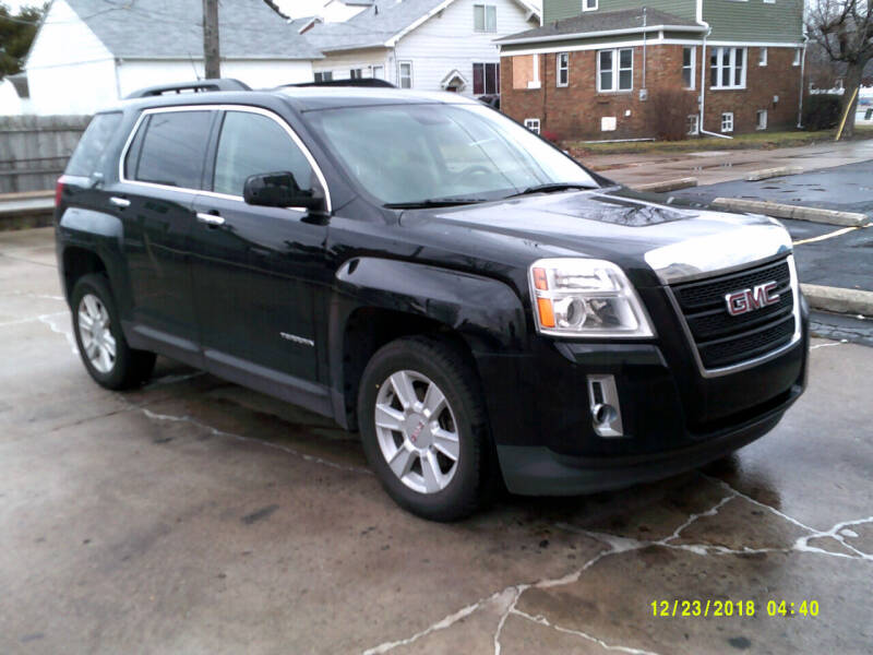 2013 GMC Terrain for sale at Fred Elias Auto Sales in Center Line MI