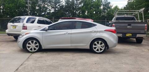 2013 Hyundai Elantra for sale at On The Road Again Auto Sales in Doraville GA