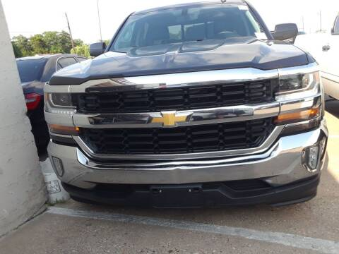 2016 Chevrolet Silverado 1500 for sale at Auto Haus Imports in Grand Prairie TX