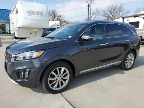 2018 Kia Sorento for sale at Kell Auto Sales, Inc - Grace Street in Wichita Falls TX