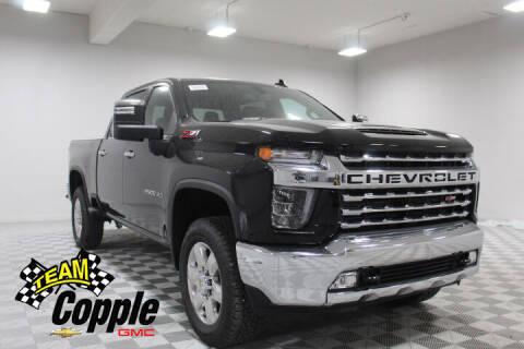 2022 Chevrolet Silverado 2500HD for sale at Copple Chevrolet GMC Inc in Louisville NE