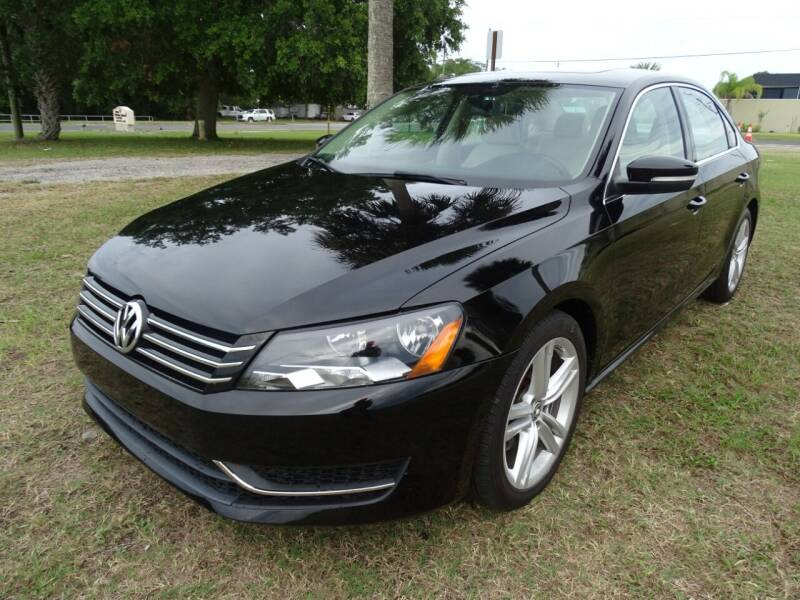 2014 Volkswagen Passat for sale at Park Avenue Motors in New Smyrna Beach FL