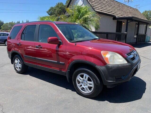 2004 Honda CR-V for sale at Three Bridges Auto Sales in Fair Oaks CA