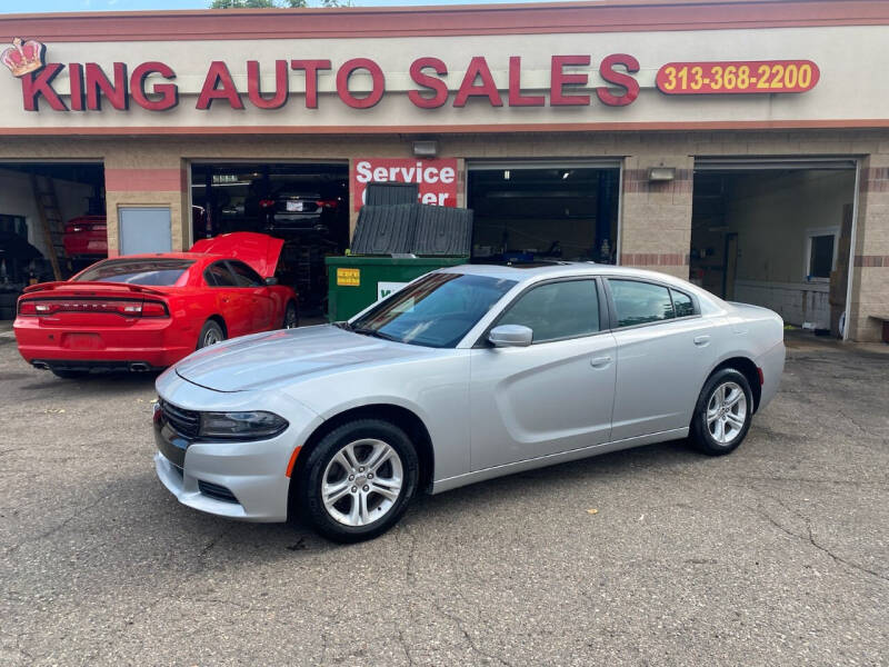 2021 Dodge Charger for sale at KING AUTO SALES  II in Detroit MI