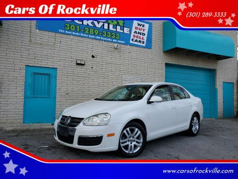 2009 Volkswagen Jetta for sale at Cars Of Rockville in Rockville MD