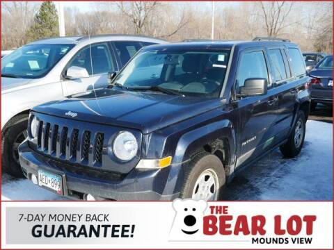 2011 Jeep Patriot for sale at Rydell Auto Outlet in Mounds View MN