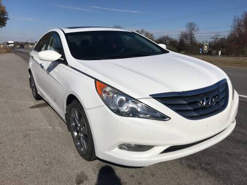 2013 Hyundai Sonata for sale at Tennessee Auto Brokers LLC in Murfreesboro TN