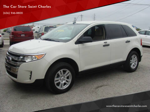 2013 Ford Edge for sale at The Car Store Saint Charles in Saint Charles MO
