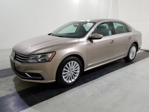 2016 Volkswagen Passat for sale at A.I. Monroe Auto Sales in Bountiful UT