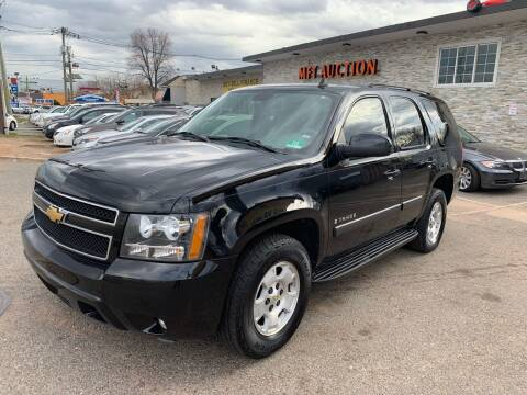 2007 Chevrolet Tahoe for sale at MFT Auction in Lodi NJ
