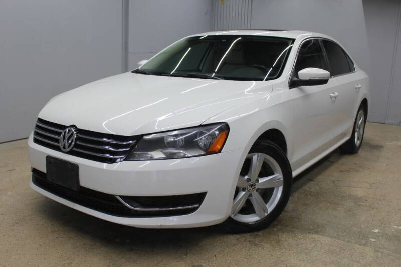 2013 Volkswagen Passat for sale at Flash Auto Sales in Garland TX