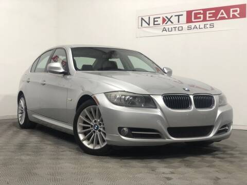 2009 BMW 3 Series for sale at Next Gear Auto Sales in Westfield IN