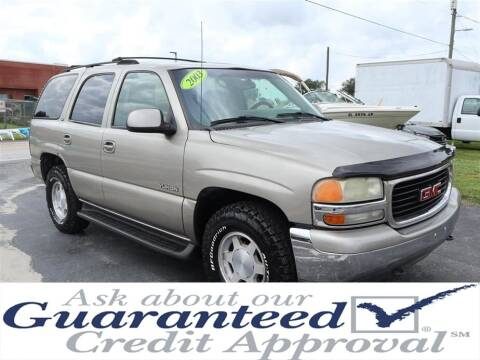 2003 GMC Yukon for sale at Universal Auto Sales in Plant City FL