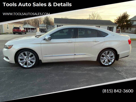 2014 Chevrolet Impala for sale at Tools Auto Sales & Details in Pontiac IL