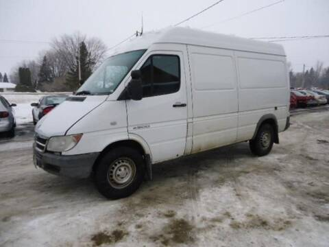 2006 Dodge Sprinter Cargo for sale at COUNTRYSIDE AUTO INC in Austin MN