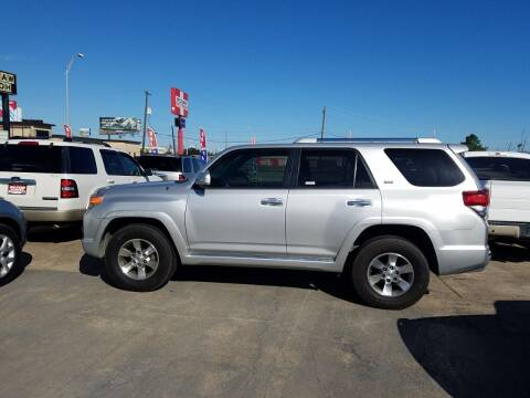 2011 Toyota 4Runner for sale at Taylor Trading Co in Beaumont TX