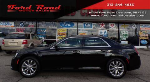 2019 Chrysler 300 for sale at Ford Road Motor Sales in Dearborn MI