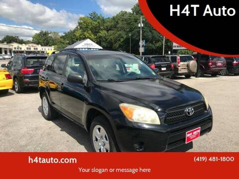 2008 Toyota RAV4 for sale at H4T Auto in Toledo OH