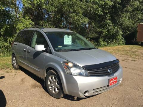 2008 Nissan Quest for sale at BARNES AUTO SALES in Mandan ND