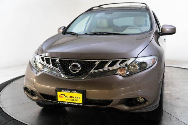 2014 Nissan Murano for sale at AUTOMAXX MAIN in Orem UT